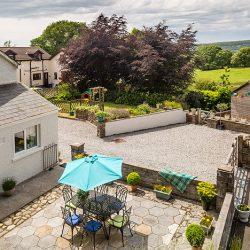 Cottage 2 outside, Romantic Breaks South Wales, Wales Cottage Breaks, Tan Yr Eglwys