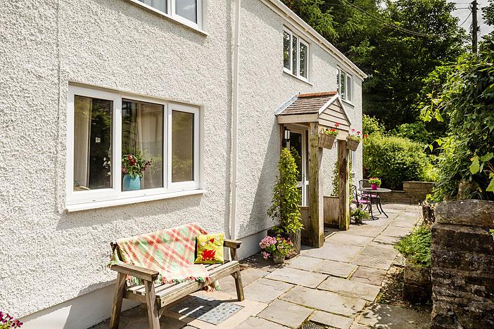Tan Yr Eglwys Cottage 1 Outside 2