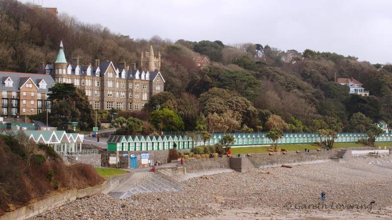 Langland Beach Swansea, Romantic Breaks South Wales, Wales Cottage Breaks, Tan Yr Eglwys